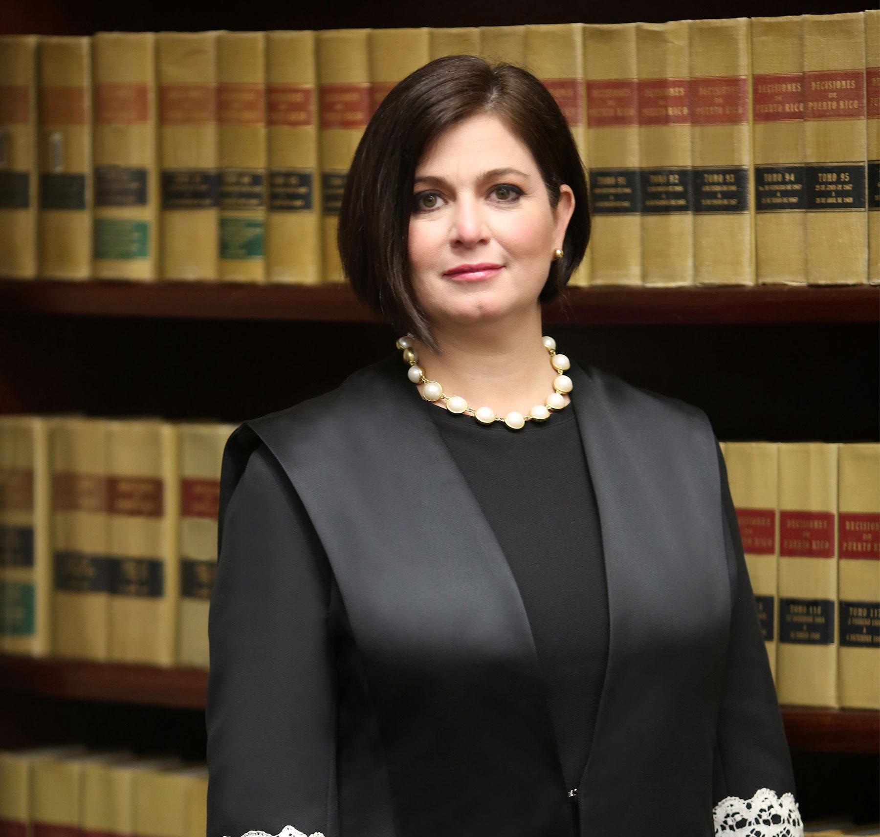 Hon. Maite D. Oronoz Rodríguez